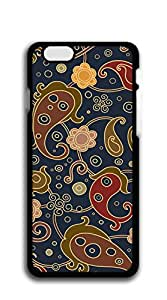 Design Hard Skin Case Cover Shell for Mobilephone iphone 6plus cases for girls 5.5 - Retro Black Perris