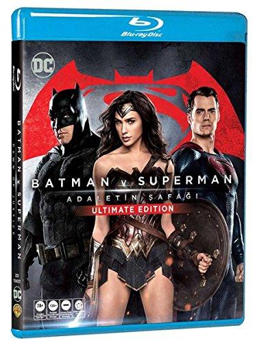 Batman Vs Superman: Dawn Of Justice Ultimate Edition - Batman V Superman: Adaletin Safagi Ultimate