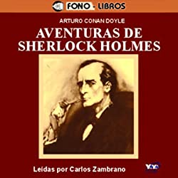 Aventuras de Sherlock Holmes [The Adventures of Sherlock Holmes]