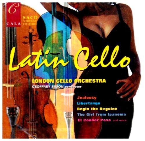 Latin Cello by Cala