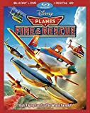 Planes Fire and Rescue (2-Disc Blu-ray +DVD + Digital HD)