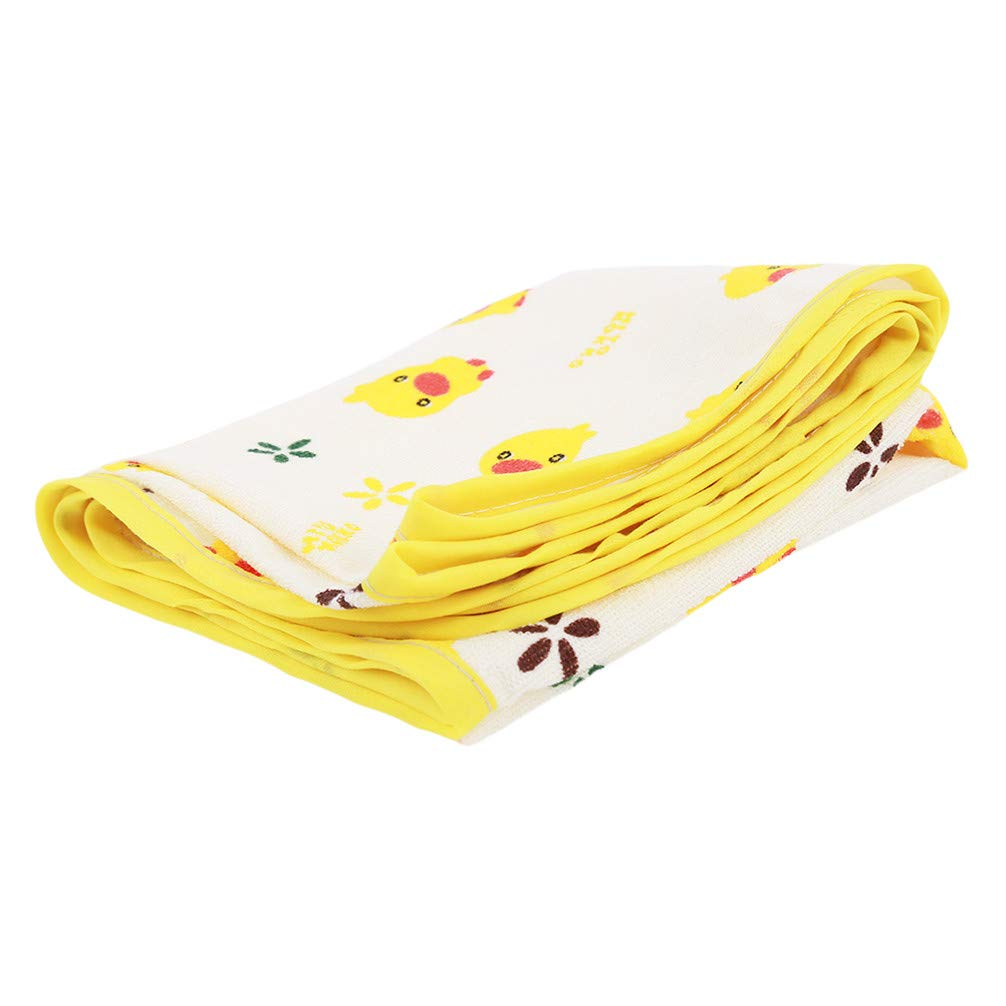 Medium 60 * 70cm Toporchid Baby Diaper Pad Waterproof Pad Baby Bed Pads Change Mat Incontinence Pads for Infant