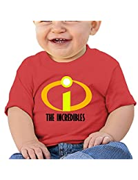 ALIZISHOP Baby's The Incredible Short Sleeve T Shirts