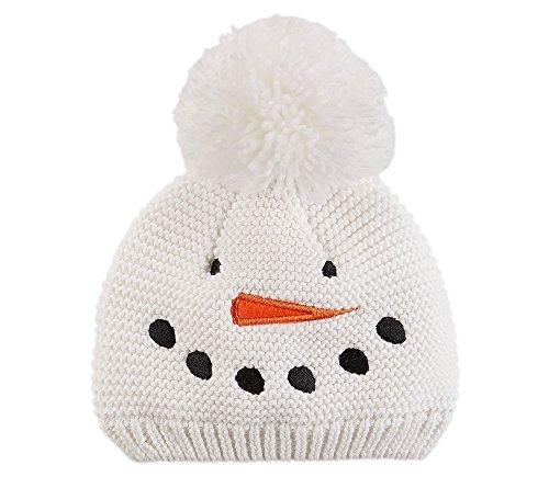 (Carter's Baby Snowman Hat 3-9)