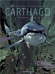 "Afficher ""Carthago n° 3 Le monstre de Djibouti"""