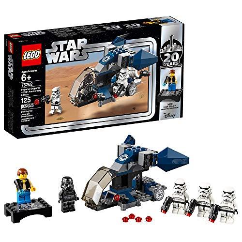 Star Wars Dropship - LEGO Star Wars Imperial Dropship -