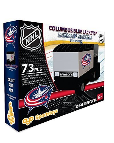 Columbus Blue Jackets OYO NHL Zamboni Machine by Oyo for sale  Delivered anywhere in USA