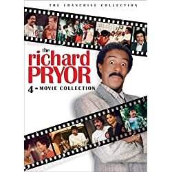 The Richard Pryor Collection (Which Way is Up?/ Brewster`s Millions/ Car Wash/ Bustin` Loose)