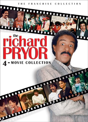 The Richard Pryor Collection (Which Way is Up Brewsters Millions Car Wash Bustin Loose)