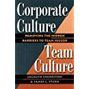 Corporate Culture/Team Culture: Removing the Hidden Barriers to Team Success