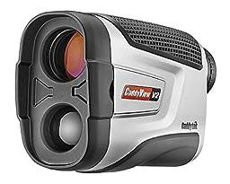 Caddytek Golf Laser Rangefinder with Flagseeking Technology, CaddyView V2