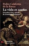 La Vida Es Sueño, Pedro Calderon de la Barca, 8420677612