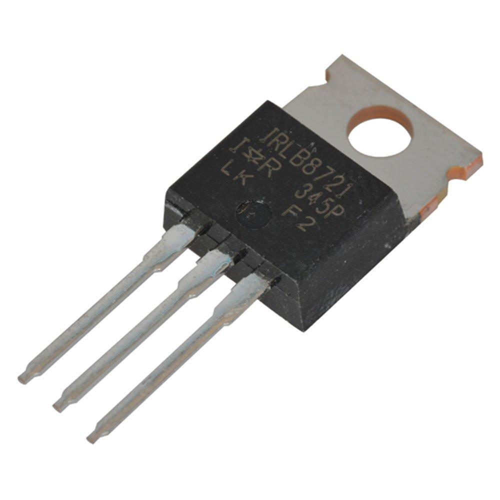 International Rectifier Irlb8721pbf Mosfet Pin Hexfet Power N Linear Voltage Regulator Schematic Channel Pack Of 10 Industrial Scientific