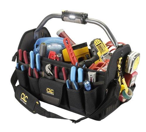 open top tool bag - 4