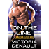 On the Line (Hometown Players Book 5)