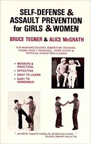Guide Simple Self Defense for Girls and Women