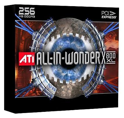 DRIVERS UPDATE: ATI RADEON ALL-IN-WONDER X800