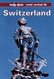 Lonely Planet Switzerland, Mark Honan, 0864424043