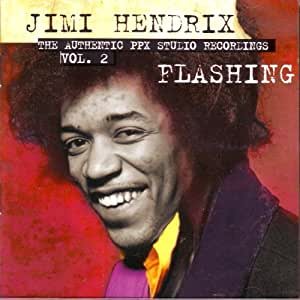 Jimi Hendrix Studio Albums : jimi hendrix jimi hendrix the authentic ppx studio recordings vol 2 flashing music ~ Vivirlamusica.com Haus und Dekorationen