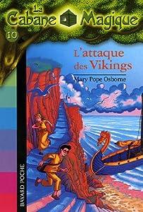 """Afficher """"La Cabane Magique n° 10 L'attaque des Vikings"""""""