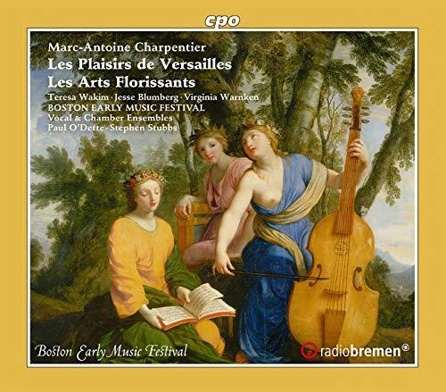 Festival Chamber Music - Charpentier: Les Plaisirs de Versailles; Les Arts Florissants