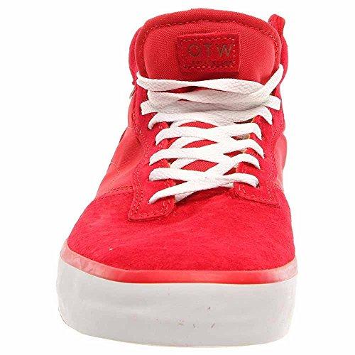 Vans Piercy Running Red 10.5 Mens