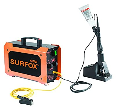 Walter Surface Technologies 54D055 SURFOX MINI Portable Stainless Steel Weld Cleaning System