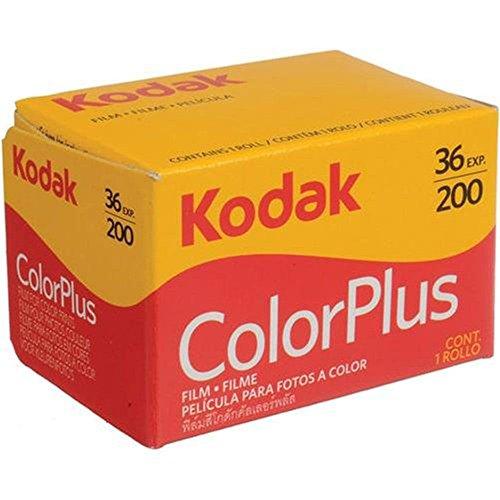 KODAK Ultramax 400 ISO 135-36 Exp. 35mm Film - 5 Rolls
