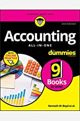 Accounting All-in-One For Dummies, with Online Practice Paperback