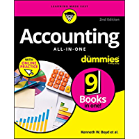 Accounting All-in-One For Dummies
