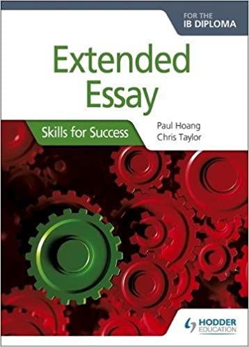 ib extended essay examples