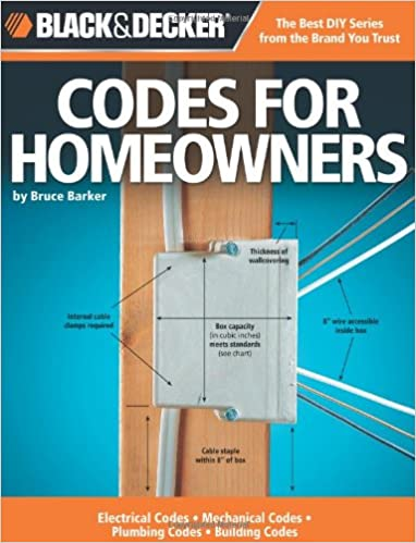 Black Decker Codes For Homeowners Electrical Codes Mechanical
