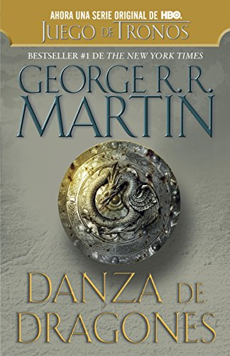 Danza de dragones (Canción de hielo y fuego nº 5) (Spanish Edition)
