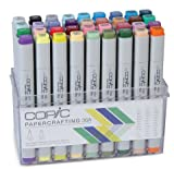 Copic Markers 36-Piece A Stamping Set