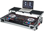 Gator Cases G-Tour Series - Funda para controlador de DJ con plataforma deslizante para laptop, para DDJ-SZ/RZ