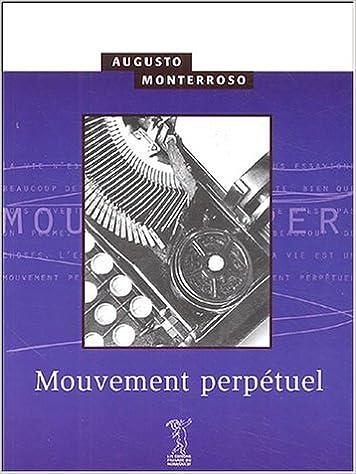 En ligne téléchargement gratuit Mouvement perpétuel pdf, epub ebook