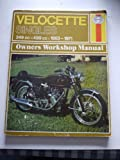 Velocette Singles Owner's Workshop Manual
