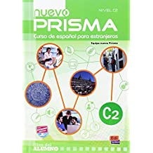 Amazon nuevo prisma team books nuevo prisma c2 students book plus eleteca spanish edition fandeluxe