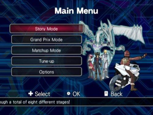 Yu-Gi-Oh! 5D's Wheelie Breakers - Nintendo Wii