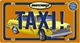 Taxi!: (with checker taxi) (Matchbox Books)