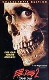 Evil Dead 2 VHS Tape