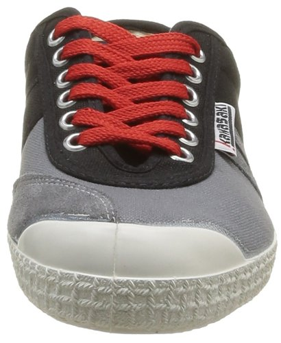 Kawasaki 23 Two Tone Retro H13, Herren Sneaker Grau - Gris (Black Old Grey)