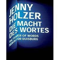 Jenny Holzer: Xenon for Duisburg