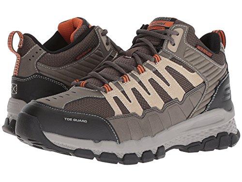 [SKECHERS(スケッチャーズ)] メンズスニーカー?ランニングシューズ?靴 Outland 2.0 Girvin Brown/Taupe 10 (28cm) EE - Wide