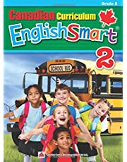 Canadian Curriculum EnglishSmart 2: A concise Grade 2 English workbook packed with grammar, writing, and reading comprehension practice