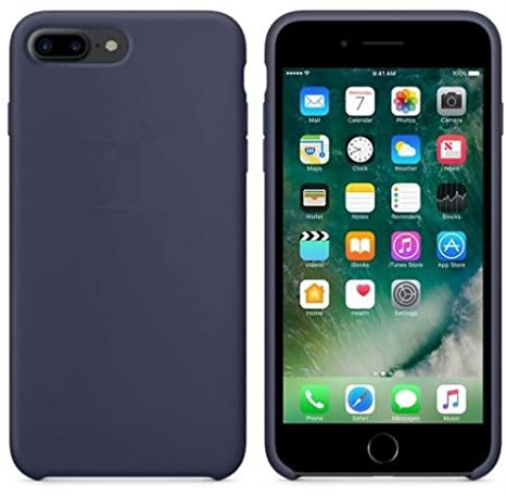 pretty nice 5cfe4 861ef Blue Ocean India Case Cover For Apple iphone 8 Plus: Amazon.in ...