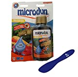 Microdyn Fruit and Vegetable Wash 100ml (Pack of 2) and Especiales Cosas Spatula