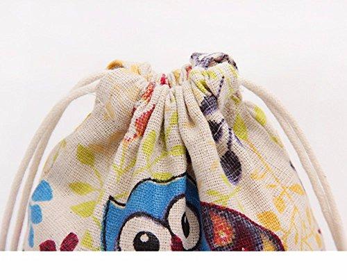 Bag Tote Bag Bags Travel Rcool Beam Drawstring Satchel Multicolour Port Bag Gift Drawstring Storage 84HZp