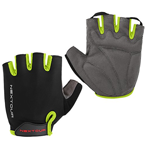Shock Absorption Glove Gloves - 4