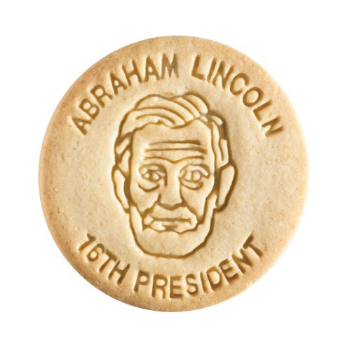 Dick & Jane Educational Snacks - Presidents - 30 Bags (features all US Presidents...Washington to Obama)
